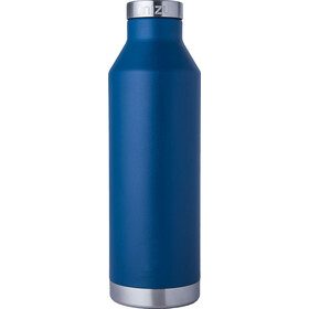 MIZU V8 Insulated Bottle with Stainless Steel Cap 750ml, azul
